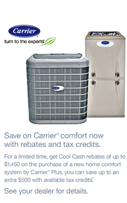 Carrier Cool Cash