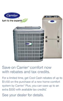 Carrier Cool Cash